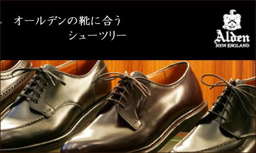 オールデンの靴に合うシューキーパー