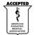 アメリカ足病学協会認定インソール