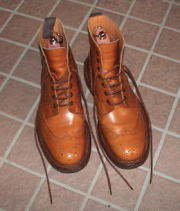 お客様のブーツ2